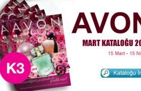 Avon Mart Kataloğu 2019