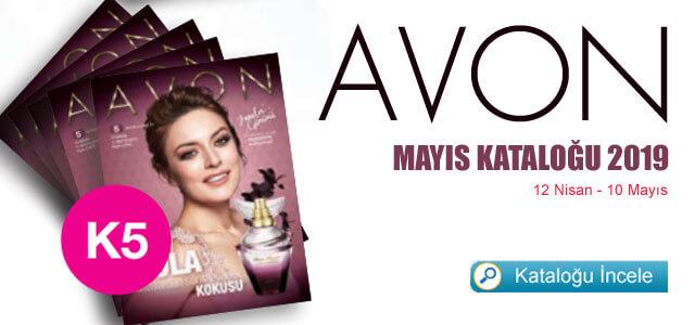 Avon Mayıs Kataloğu 2019